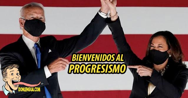 El progresismo llegó a los Estados Unidos - Qué es lo bueno y lo malo?