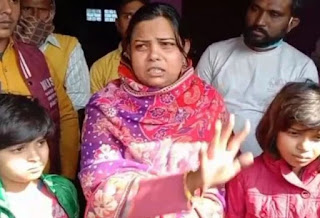 journalist-wife-balrampur-warning-for-sucide