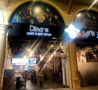 مطعم دينوز تاكوز بجدة | المنيو ورقم الهاتف والعنوان