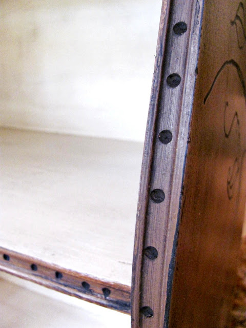 dremel dots on furniture