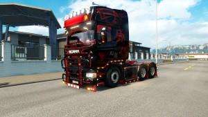 Schubert Scania R mod