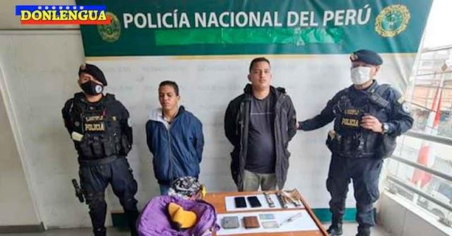 Dos venezolanos cayeron presos en Perú por robar cajeros automáticos