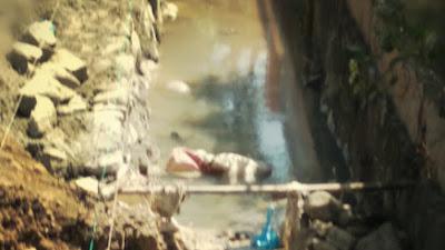 "Mempertanyakan ""Mitode"" Pekerjaan Pembangunan Saluran Drainase Paket 1 Kawasan Jati Rawang"