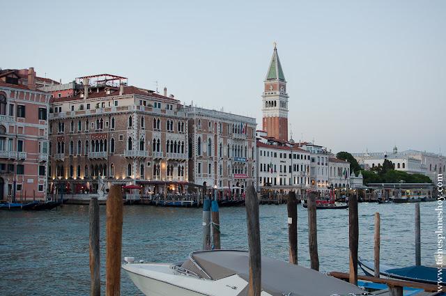 Gran Canal Venecia viajar