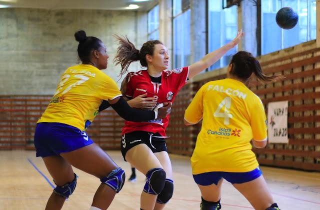Balonmano | La barakaldesa Oihane Manrique acude al Europeo junior con la selección española