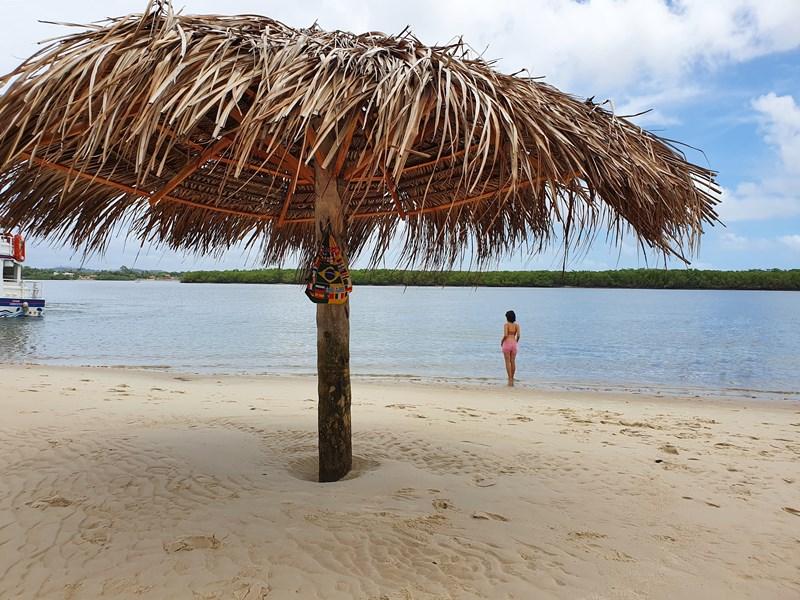 Passeio em Aracaju: Crôa do Goré
