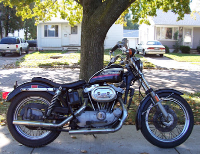 Harley Davidson Ironhead Xlch Sportster on Brake Light Wiring Diagram