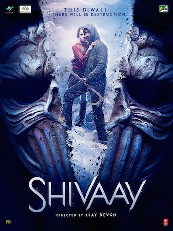 Shivaay (2016) Worldfree4u - Watch Online Full Movie Free Download Hindi Movie pDVDRip x264 800MB