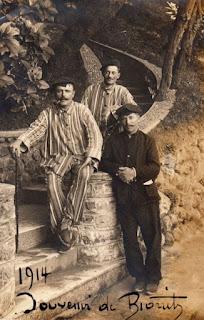 biarritz 1914