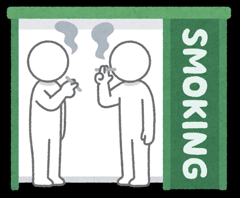 図:喫煙とカドミウム