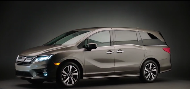 2018 Honda Odyssey Interior Design Outside Design Overview - famous ...