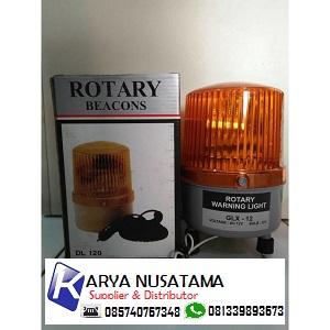Jual Rotary Lampu GLX 12V 6inch Putar Kedip 24V di Jambi