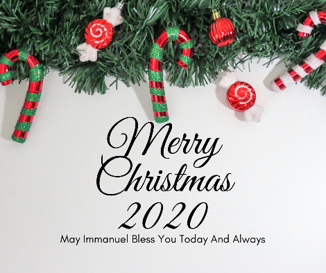 Merry Christmas Images 2020 Free Download For Social Media Posts