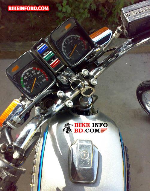 Yamaha rx 115 japan