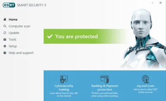 Eset NOD32 Antivirus 13.1.21.0 License Key Crack Download