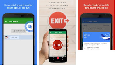 Cara translate dokumen lewat android