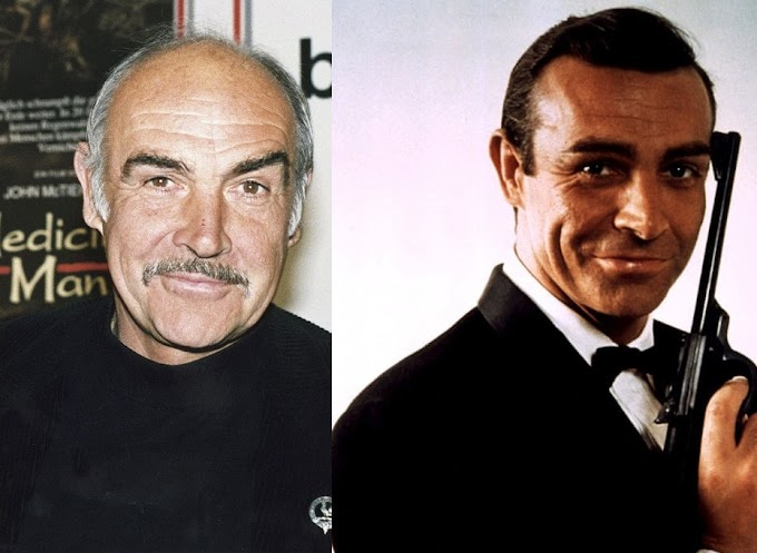 James Bond actor, Sean Connery dies at the age of 90