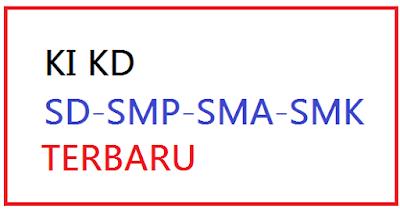 KI KD SD SMP SMA SMK