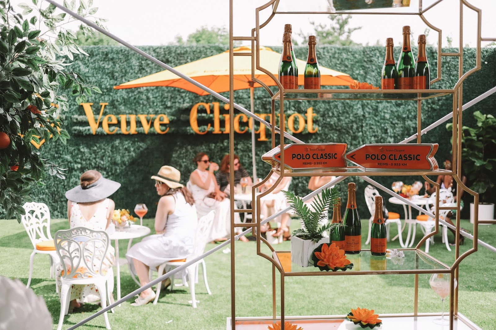 VC Polo Classic VIP Section