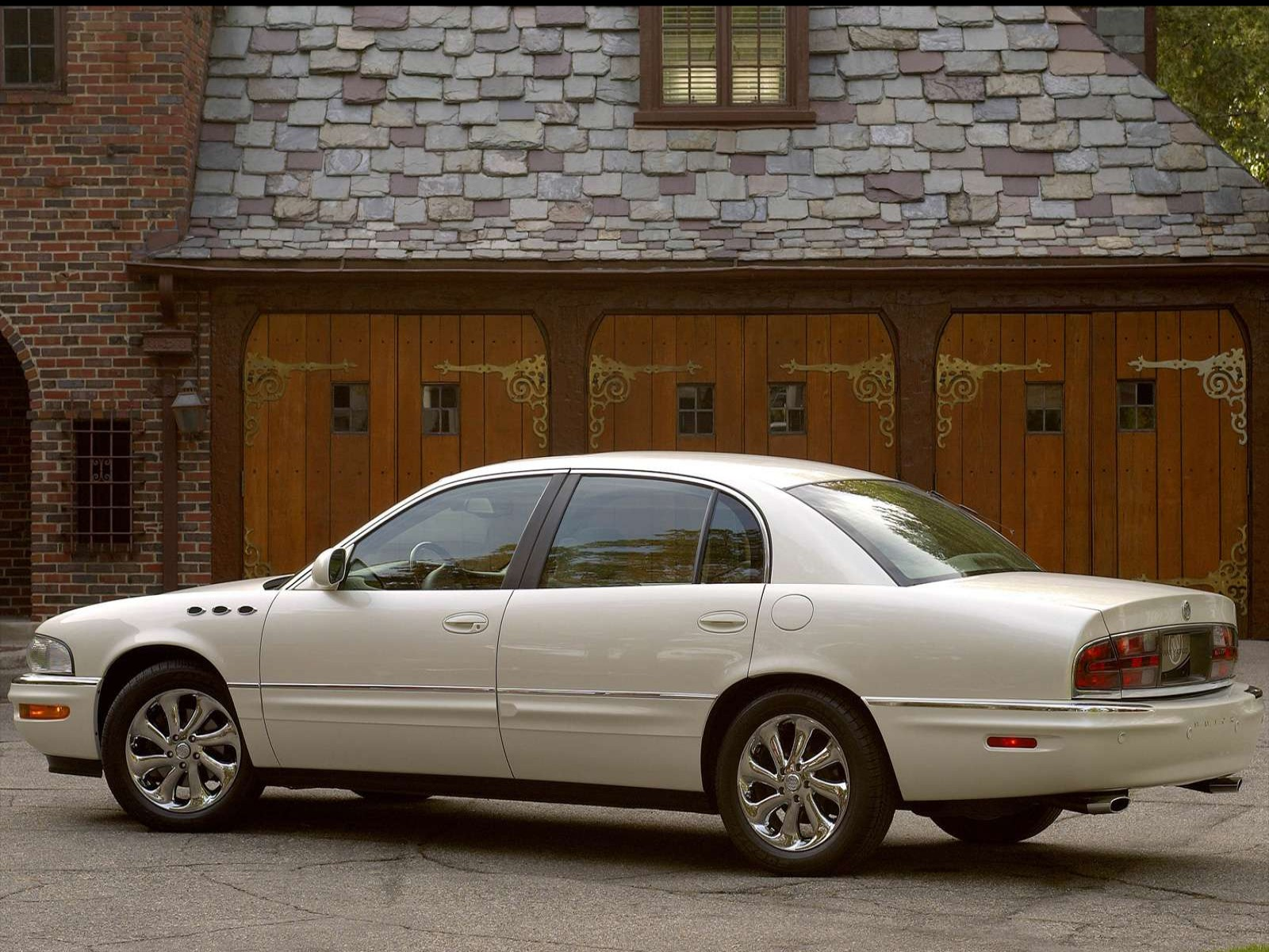 hight resolution of buick park avenue ultra 2004
