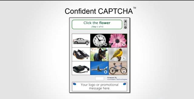 Confident CAPTCHA solve