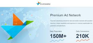 Clickadu - Publicidad PopUnder
