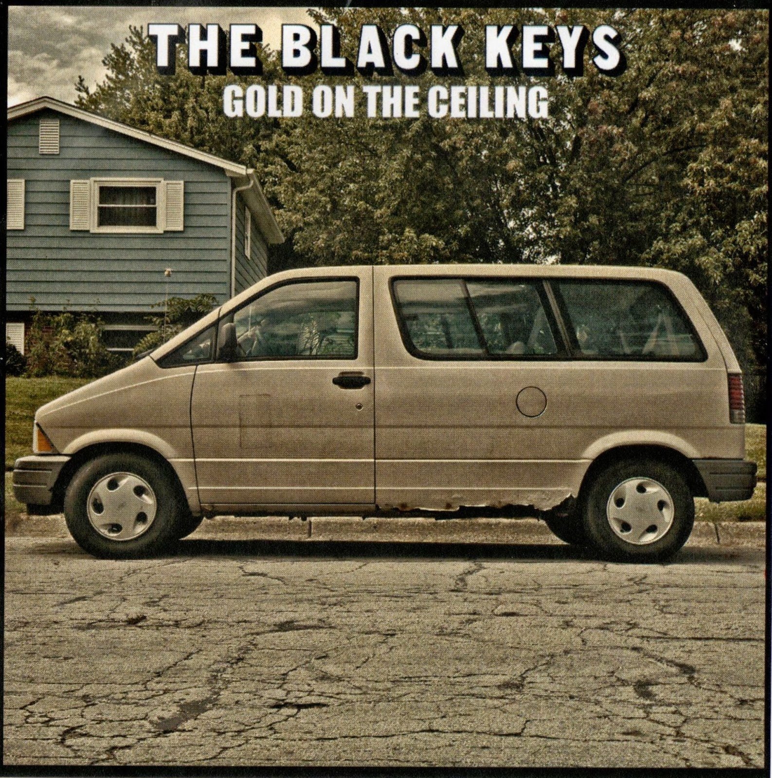 Gold On The Ceiling : the black keys collection gold on the ceiling cdr promo france ~ Hamham.info Haus und Dekorationen