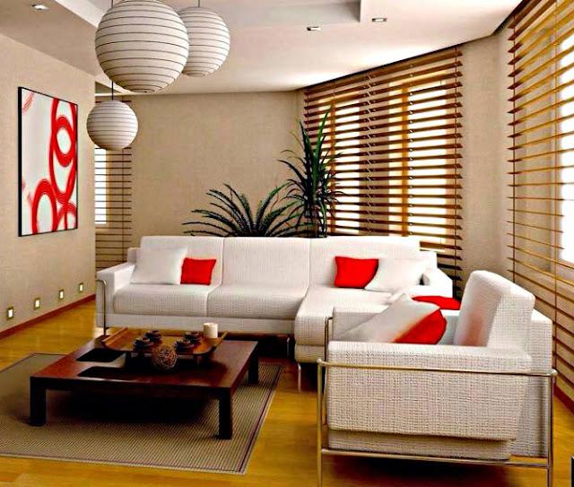 Desain Ruang Keluarga Minimalis Tampak Mewah
