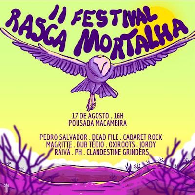 II Edição do Festival Agroecológico Rasga Mortalha em Delmiro Gouveia
