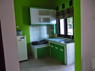 Kitchen Set L Shape (Bentuk L) - Kitchen Set Semarang - Custom Furniture Semarang