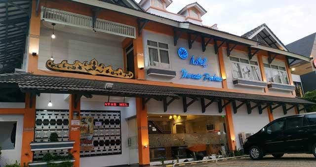 kurnia perdana hotel bandar lampung