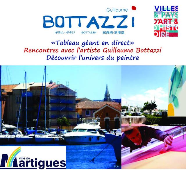 Bottazzi art Martigues La Venise Provencale