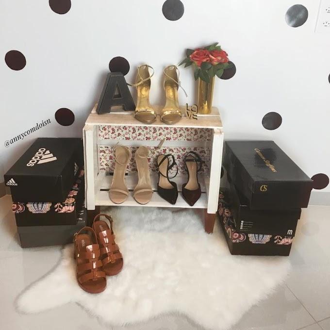 Diy: Up na decoração com caixote