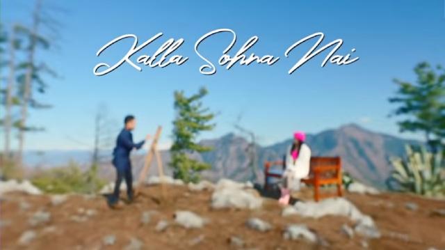Kalla Sohna Nai Lyrics by hindi cover song