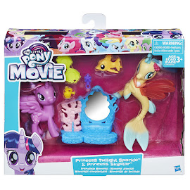 MLP Friendship Moments Princess Skystar Brushable Figure