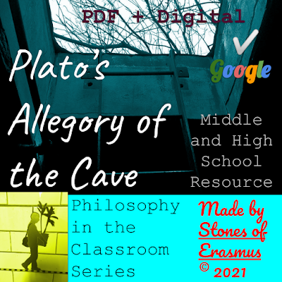 Plato's Allegory of the Cave Digital Download