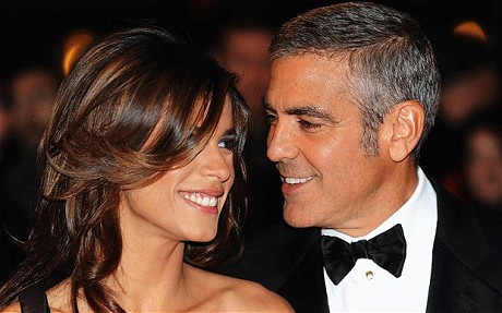 Who is george clooney dating now 2011. sweatt dating app code for online.