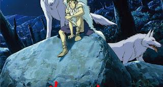 Die Prinzessin Mononoke Partitur aus dem Studio Ghibli wird erstmals auf Vinyl veröffentlicht