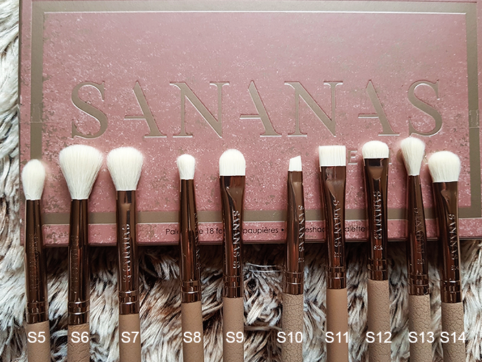 Sananas Sephora Maquillage Blog Nimoise Nimes 10