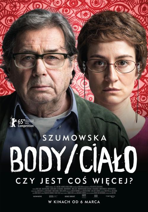 body/ciało plakat film poster