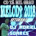 Cd (Mixado) Melody 2018 (Setembro)