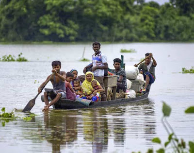Assam Flood India