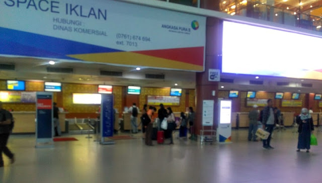 Kualitas Udara Memburuk Akibat Kabut Asap, Aktifitas Bandara SSK II Pekanbaru Belum Terganggu