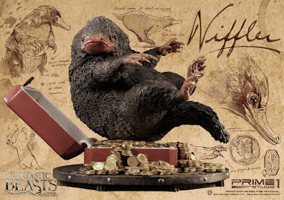 Fantastic Beasts And Where To Find Them - Niffler 1/1 (Prime 1 Studio)