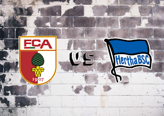 Augsburg vs Hertha BSC  Resumen