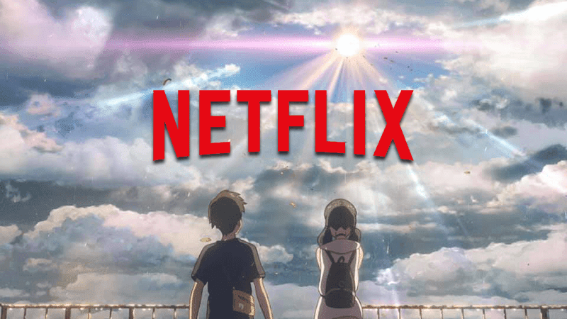 "2019 hit anime ""Weathering with You"" is coming to Netflix!"