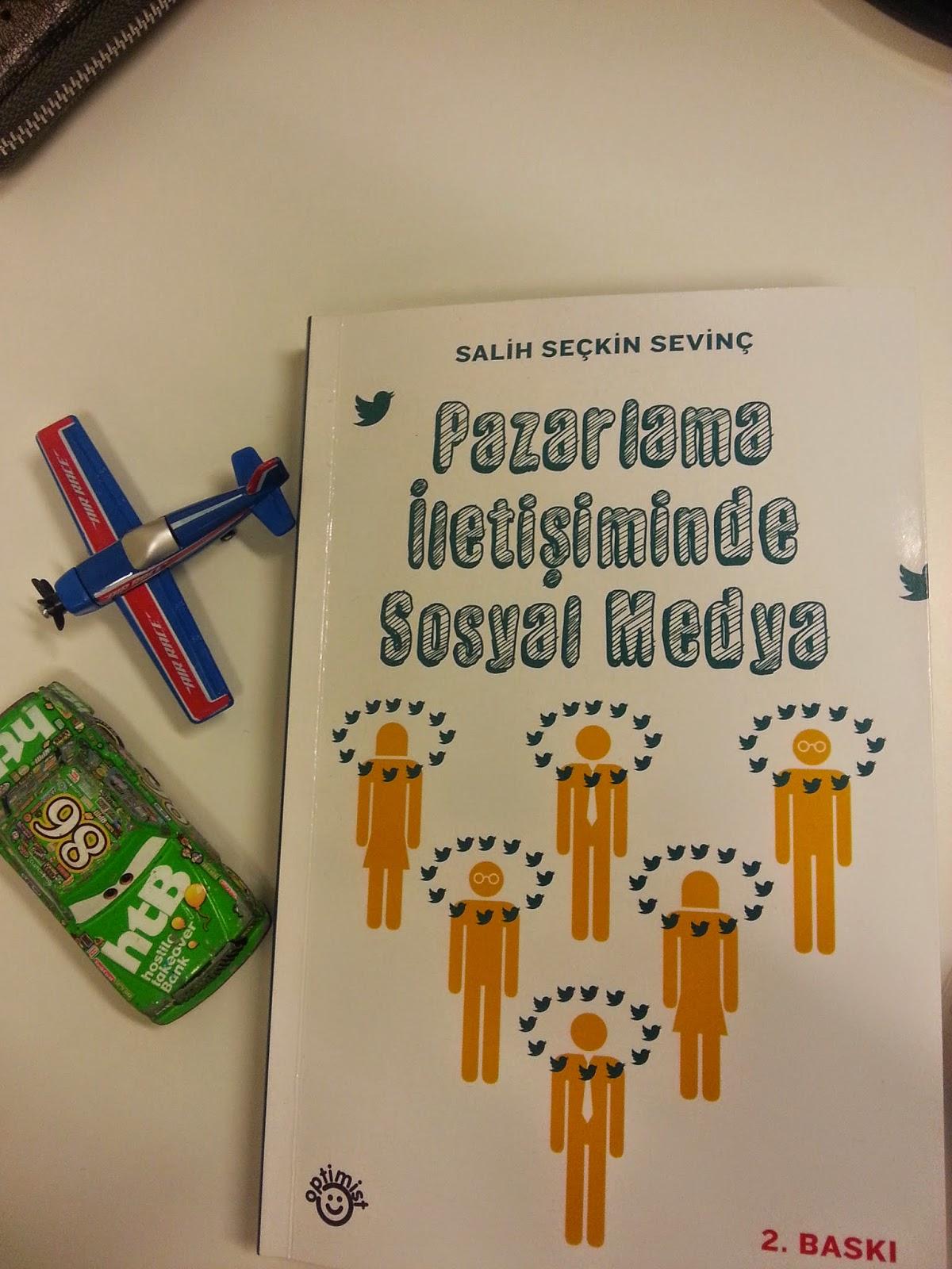 Pazarlama İletişiminde Sosyal Medya, Salih Seçkin Sevinç