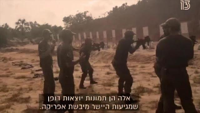 """""""Israel entrena a militares de una decena de países africanos"""""""