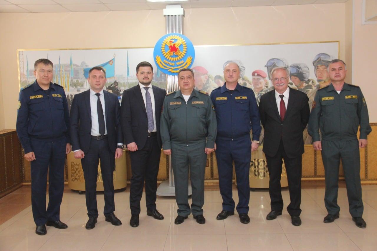 410-й завод ремонтуватиме літаки Нацгвардії Казахстану