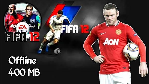 FIFA 12 Lite Android Offline Apk Data Best Graphics